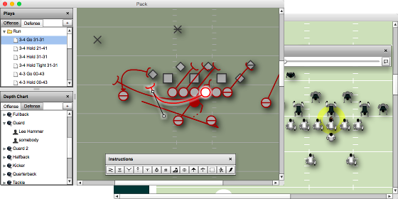 PlayMaker Football for Mac